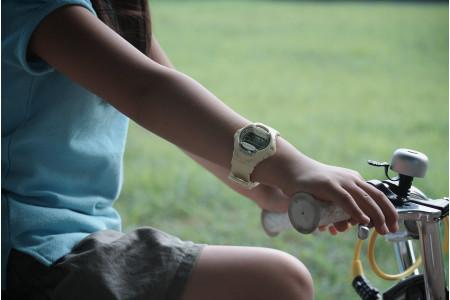 Casio- стильный аксессуар современной девушки