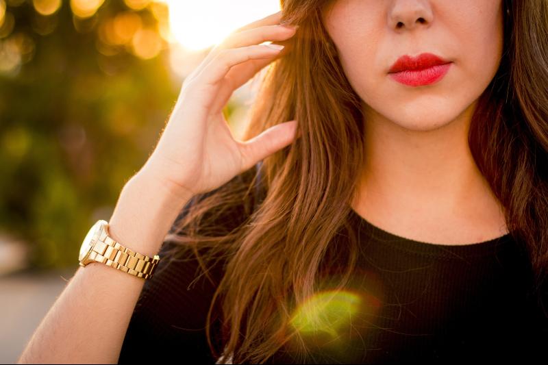 Модные наручные женские часы