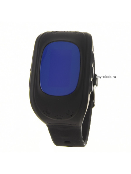 Q50 Black GPS Smart Kids Watch