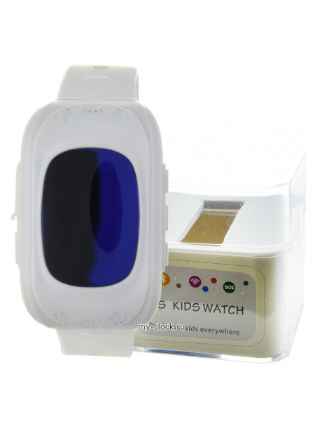 GPS Smart Kids Watch RW01 бел