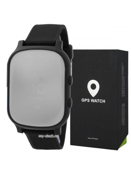 GPS Smart Watch FW06 чер