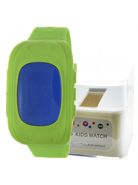 GPS Smart Kids Watch RW01 зел