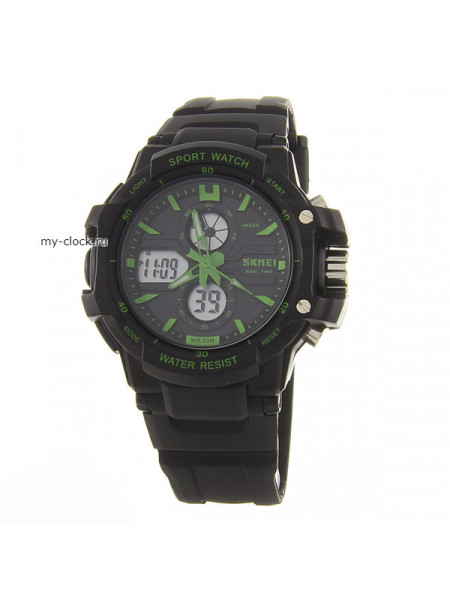 Skmei 0990LGN green