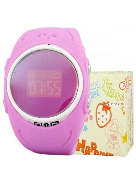 GPS Smart Watch Waterproor Q520S роз