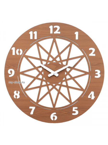 HR 10-2 50*50 Дизайнерские часы
