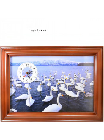 Весна СЧК-96-01 Стая лебедей