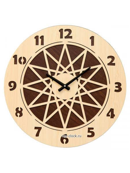 HR 10-4 50*50 Дизайнерские часы