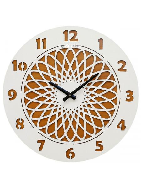 HR 11-14 50*50 Дизайнерские часы