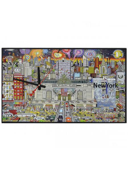 "TIME 2 GO 1035 ""Красочный Нью-Йорк"""