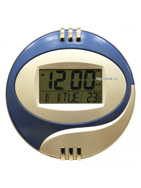 Часы настенные Орбита 6870/60 син