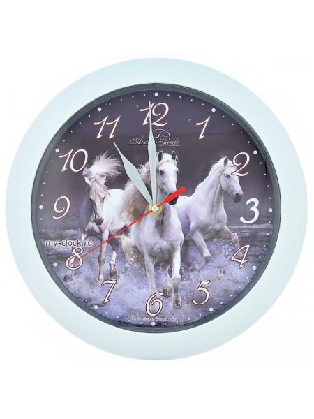 АВАНГАРД 1Б6 Белые лошади бел (пласт)