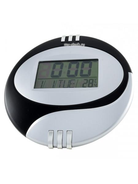 Часы настенные Орбита 6870/60 чер, батарейки
