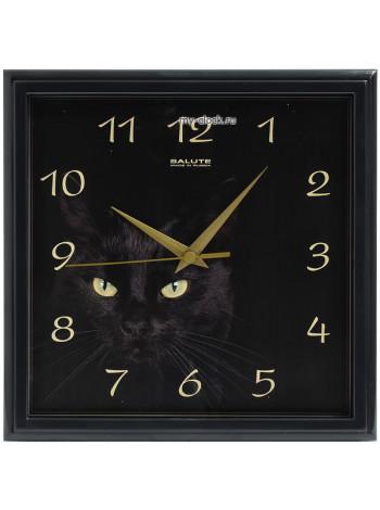 Салют П-2А6-412 черная кошка настенные