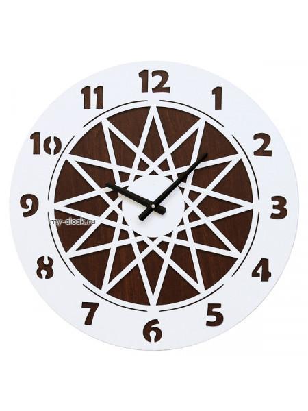 HR 10-11 50*50 Дизайнерские часы