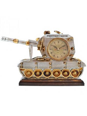 La Minor 1402M статуэтка (часы + термометр)