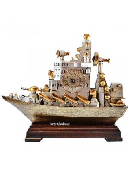 La Minor 1403M статуэтка (часы + термометр)