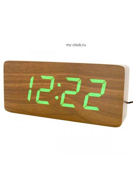 Орбита OT-CLT02 часы настольные (температура)/24
