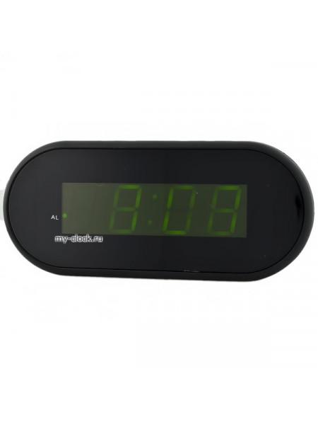 VST712-2 часы 220В зел.цифры-40+USB кабель (без адаптера)