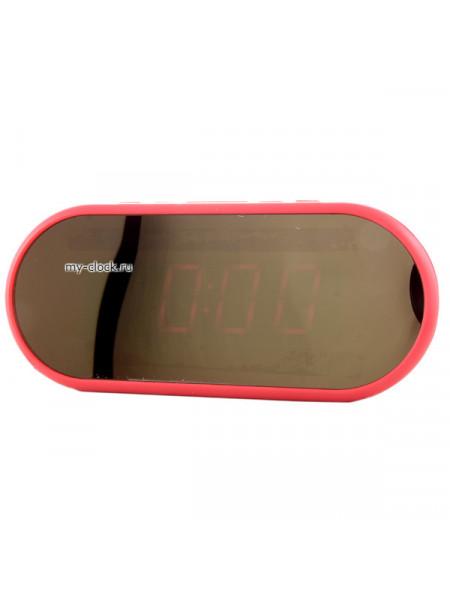 VST712Y-1 часы 220Вт красн.цифры-50+USB кабель (без адаптера)